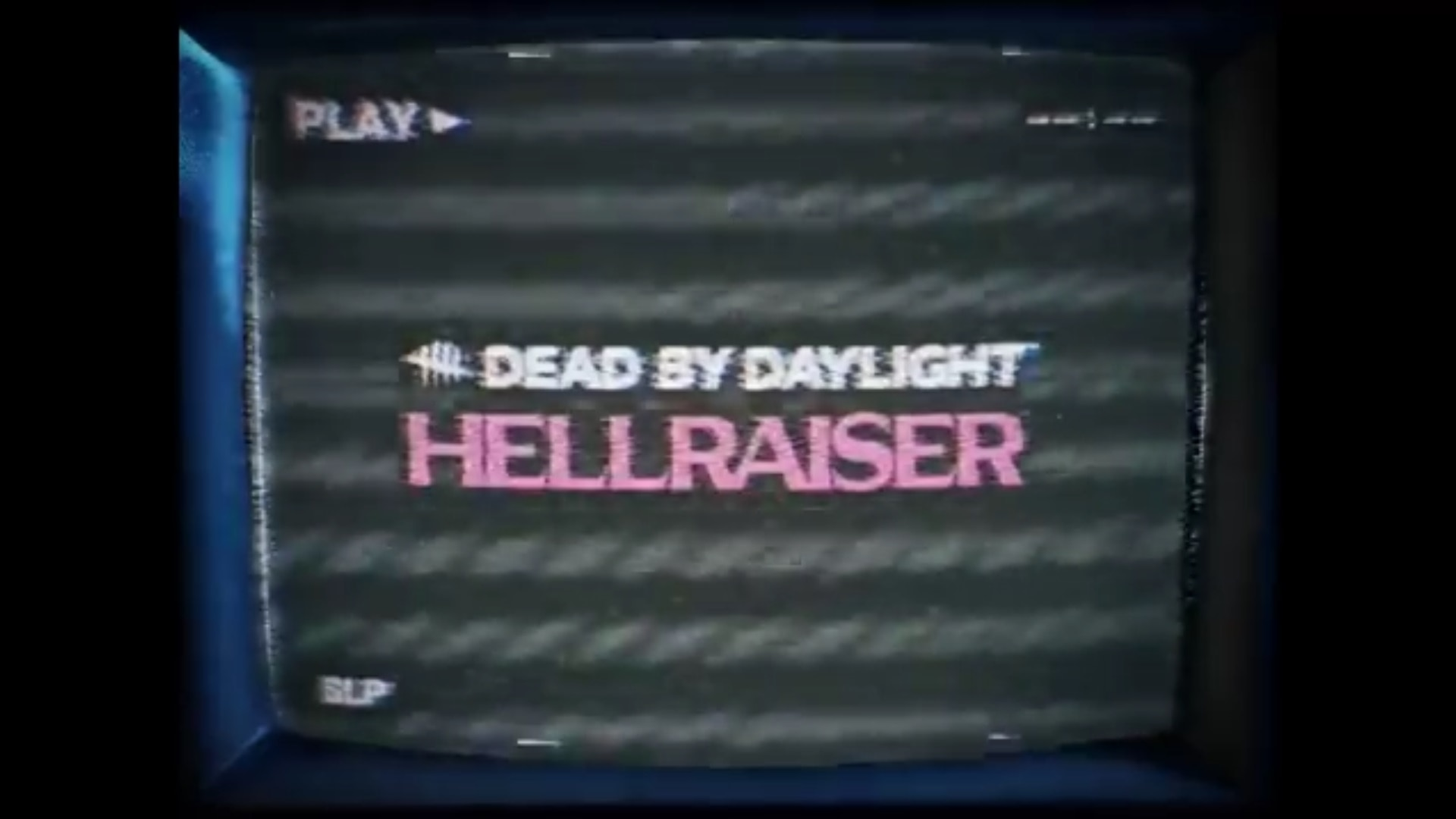 Dead by Daylight Hellraiser Header