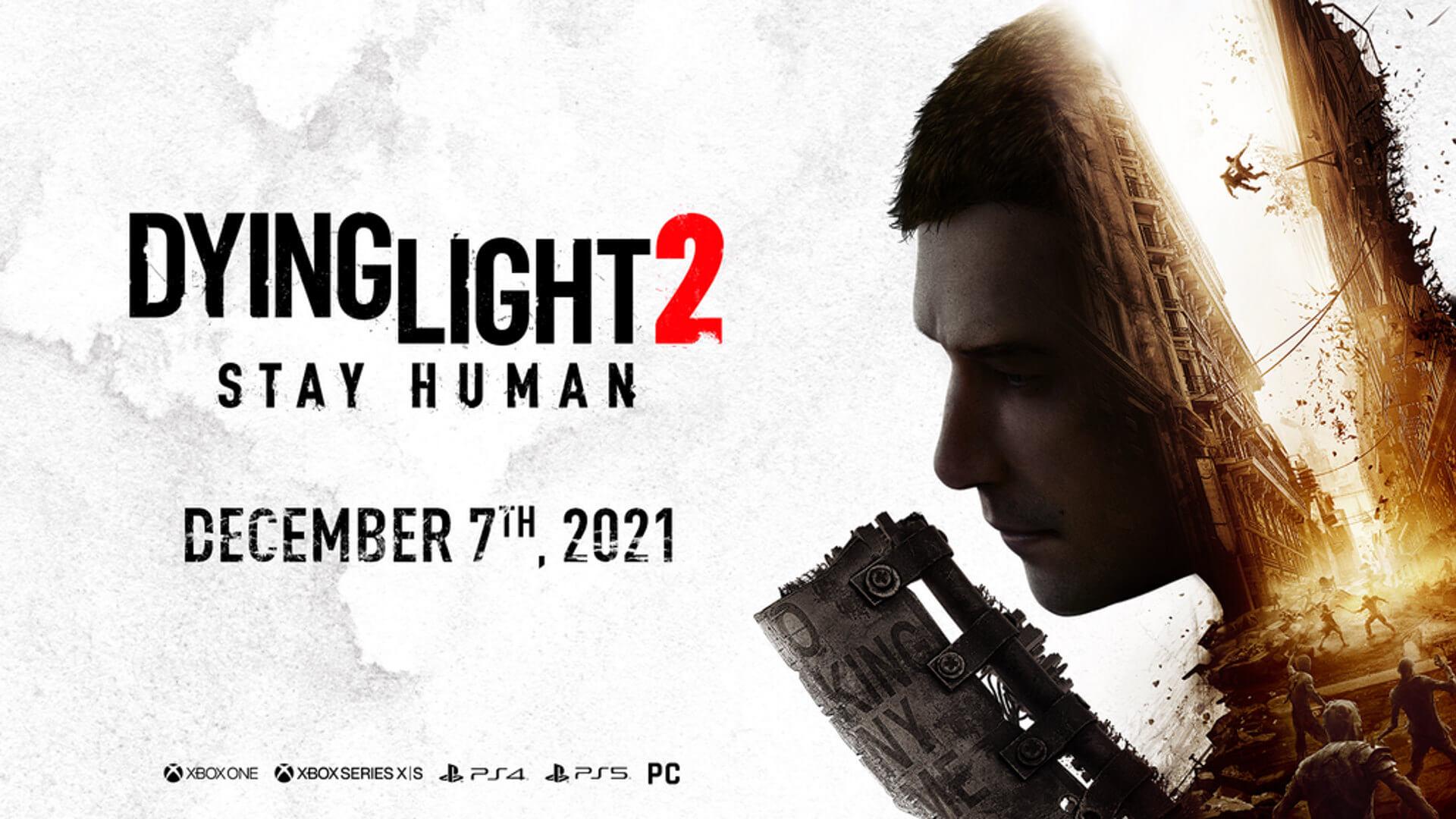 Dying Light 2 Stay Human Key Art