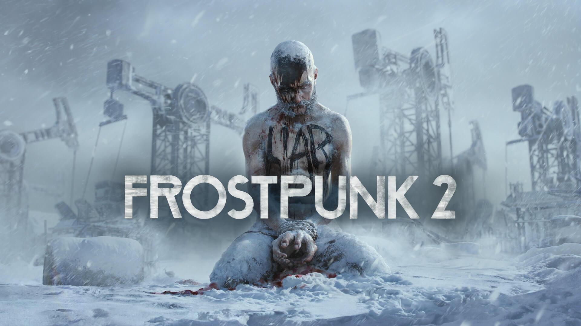 Frostpunk 2 Liar Key Art