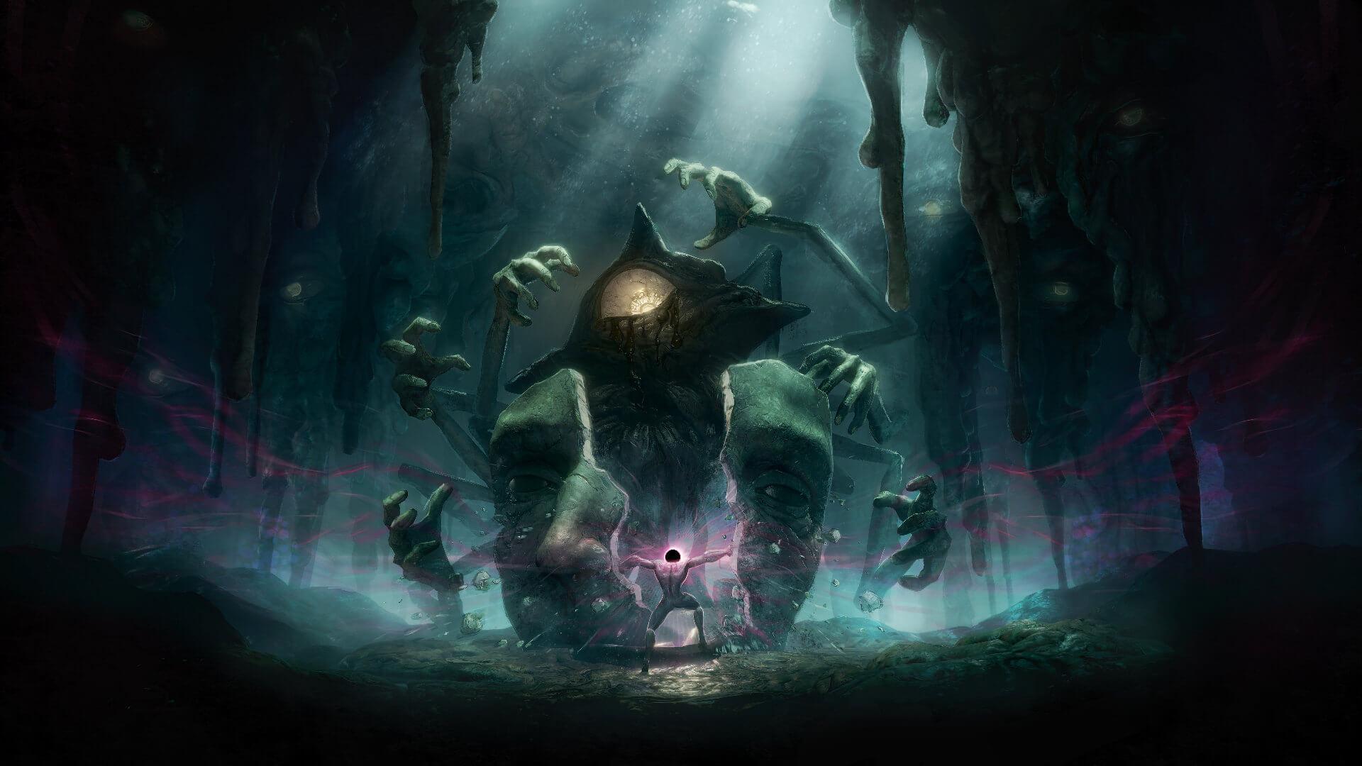 GRIME released key art