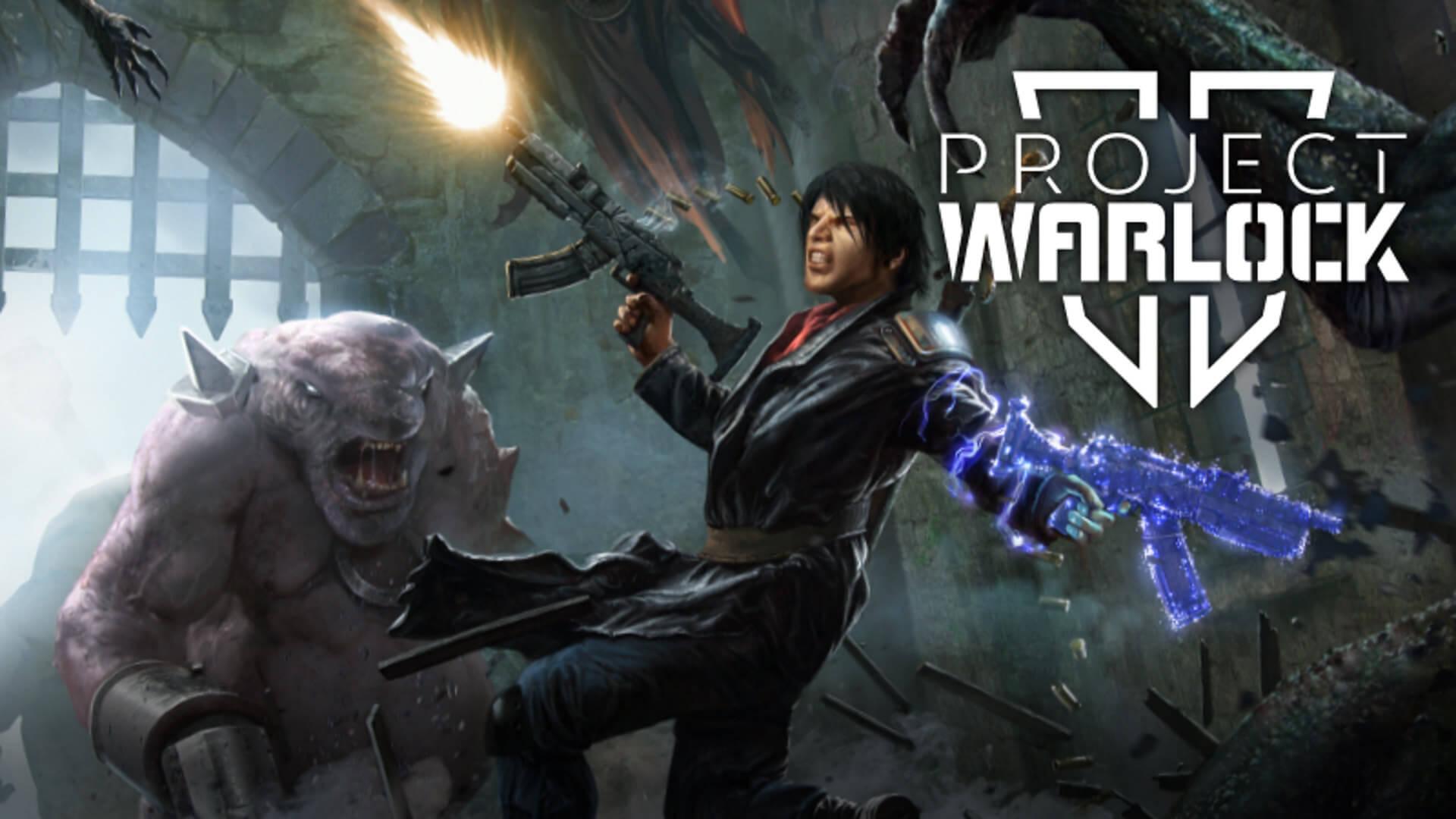 Project Warlock II Title