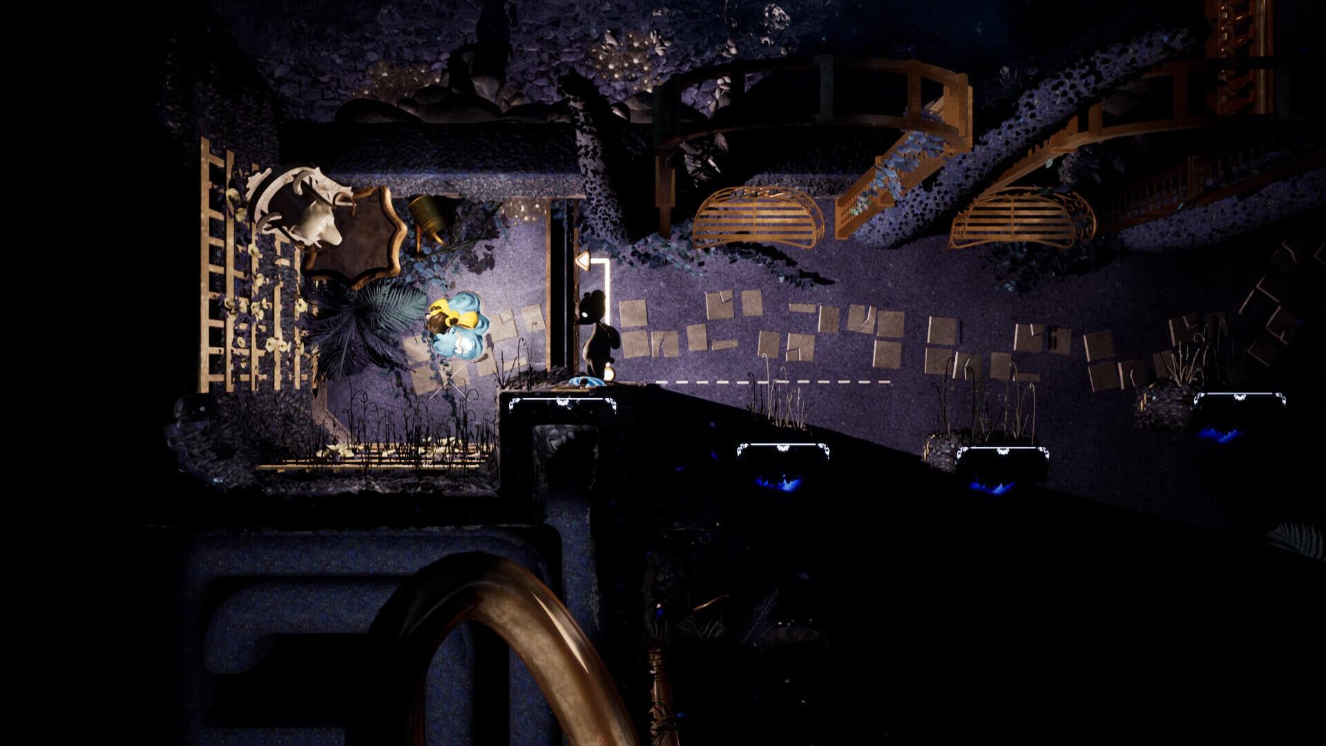 Tandem: A Tale of Shadows Screenshot