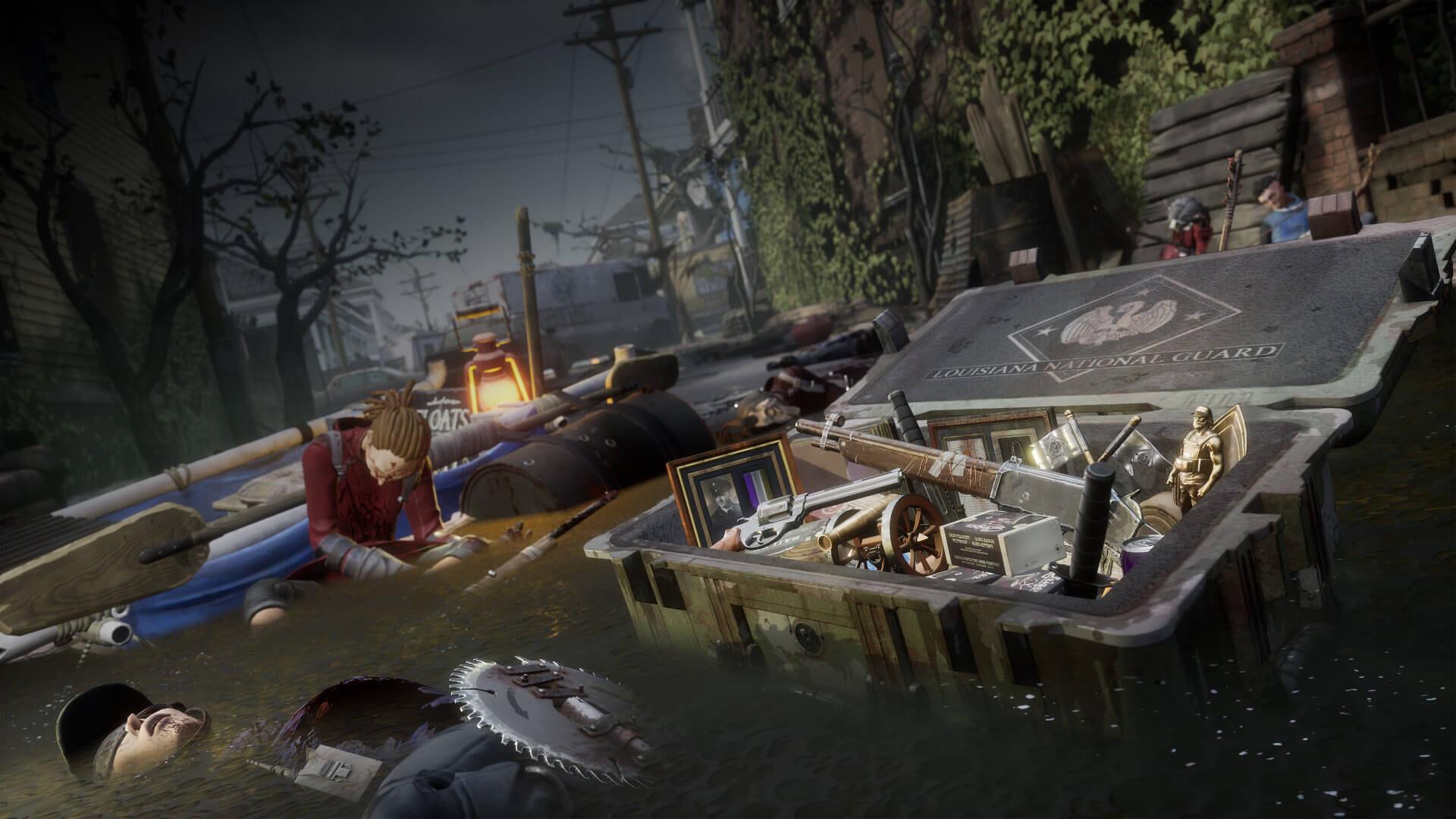 The Walking Dead: Saints & Sinners Aftershocks Screenshot