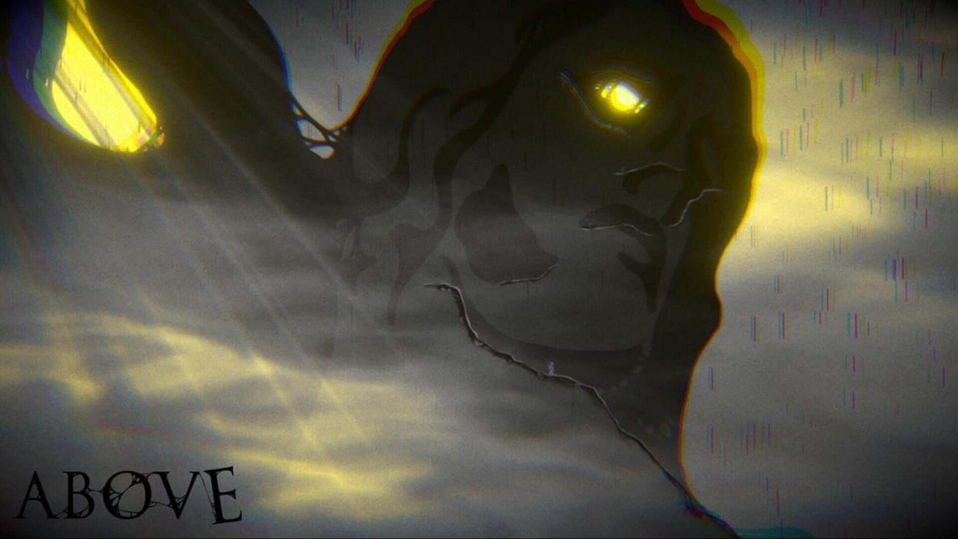 ABOVE Elbahi Studios Alpha Monster