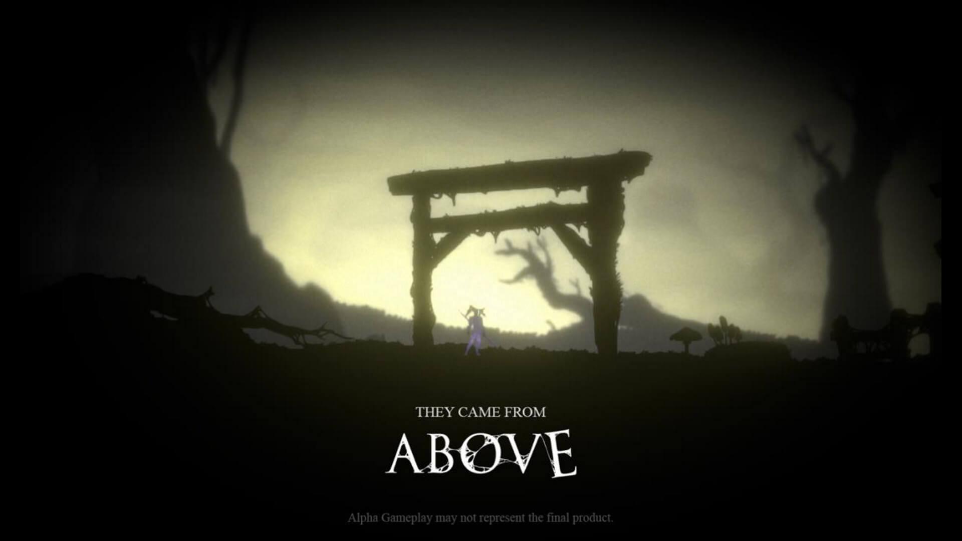 ABOVE Elbahi Studios Key Art