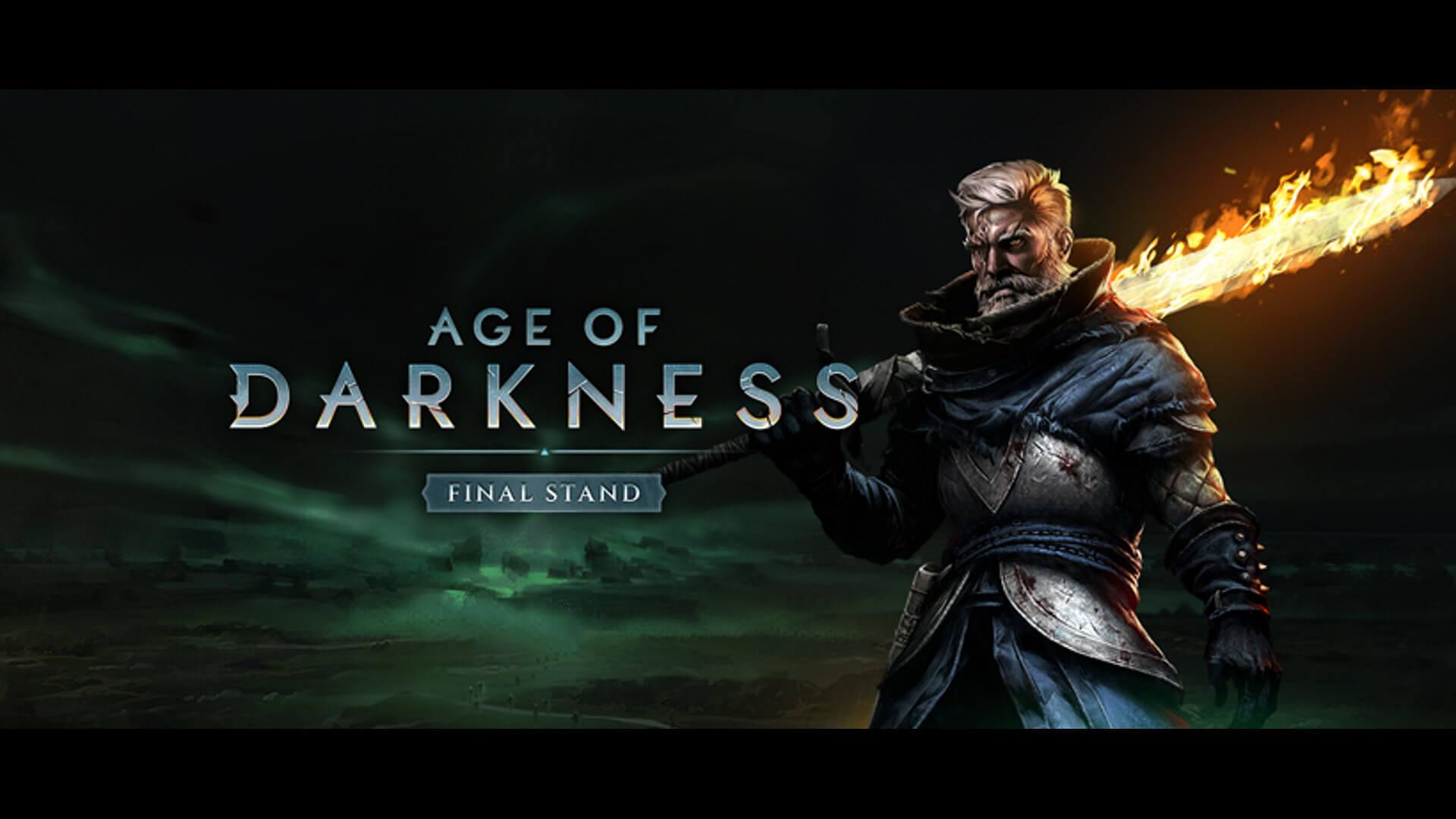 Age of Darkess: Final Stand title