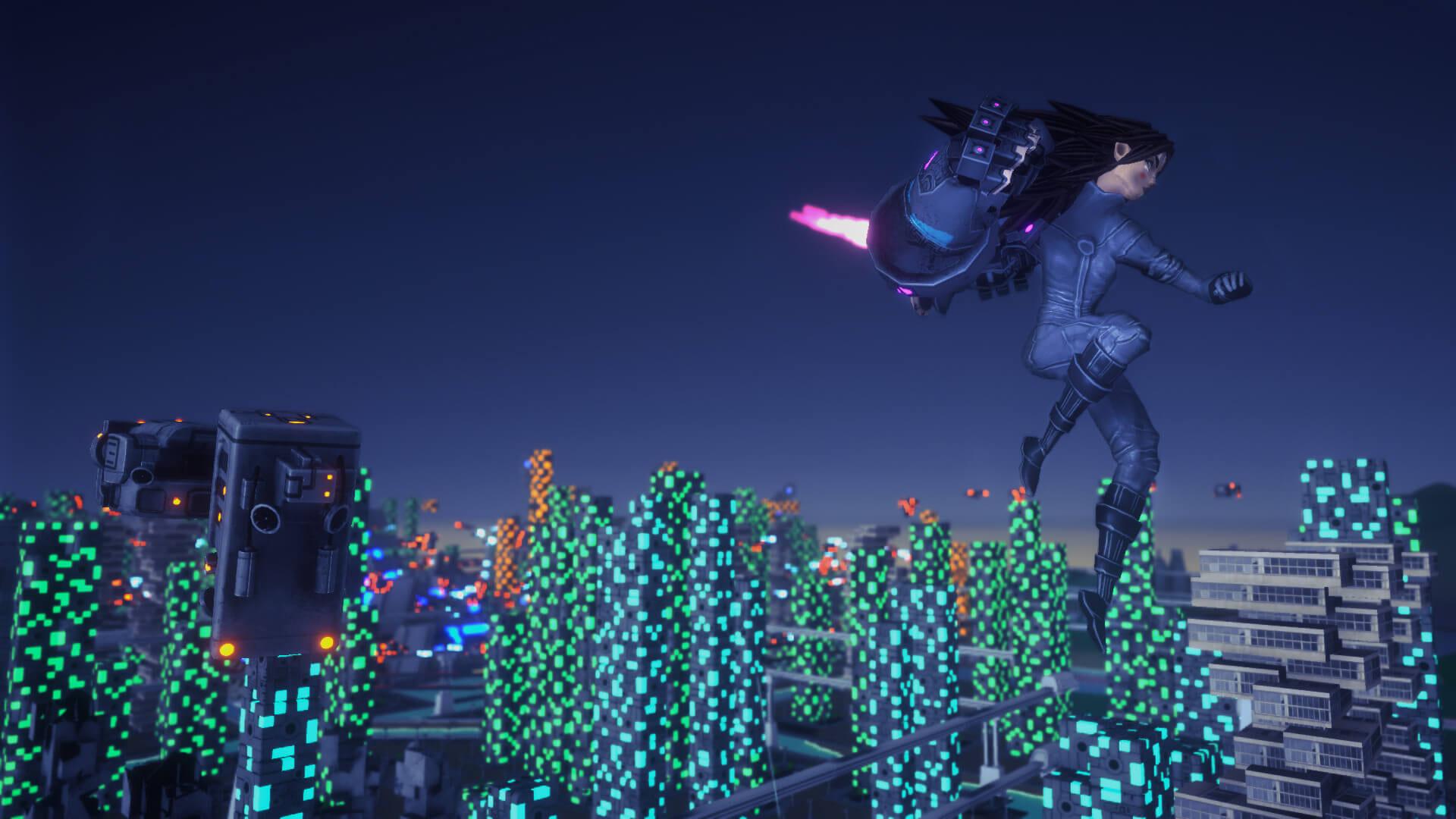 Aztech Forgotten Gods City Screenshot