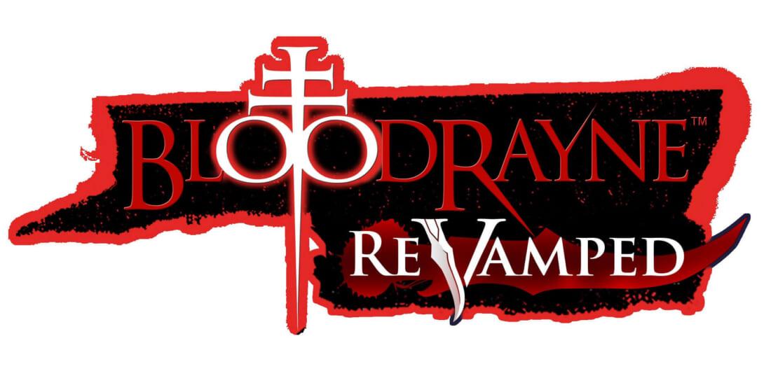 bloodRayne: ReVamped title logo