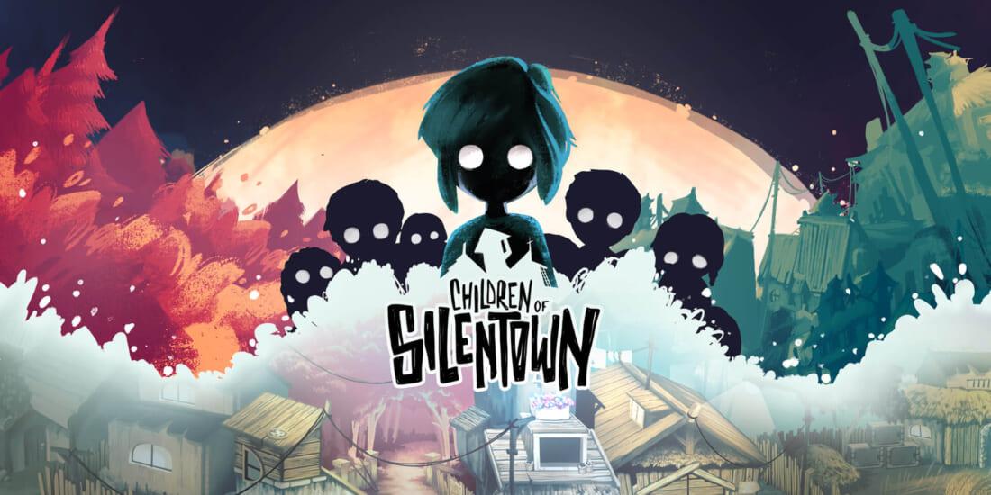 Children of Silentown Key Art