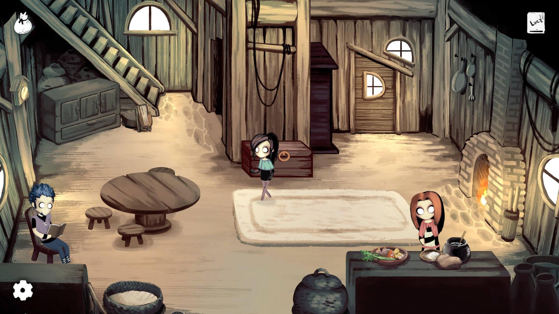 Children of Silentown Screenshot