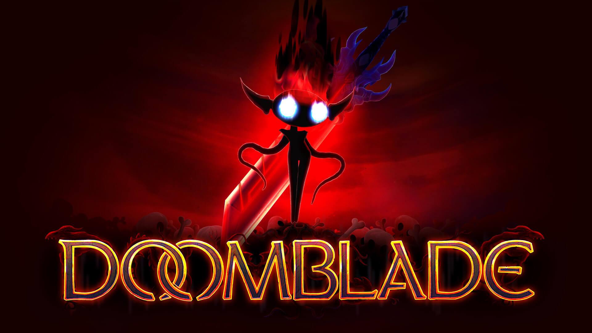 Doomblade Key Art