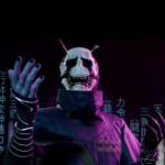 Ghostwire: Tokyo Hannya trailer screenshot