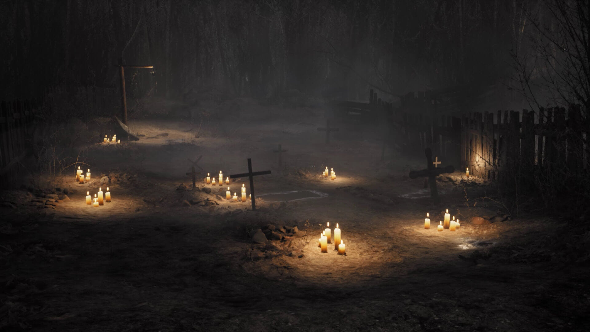 Horror Story: Hallowseed Graves