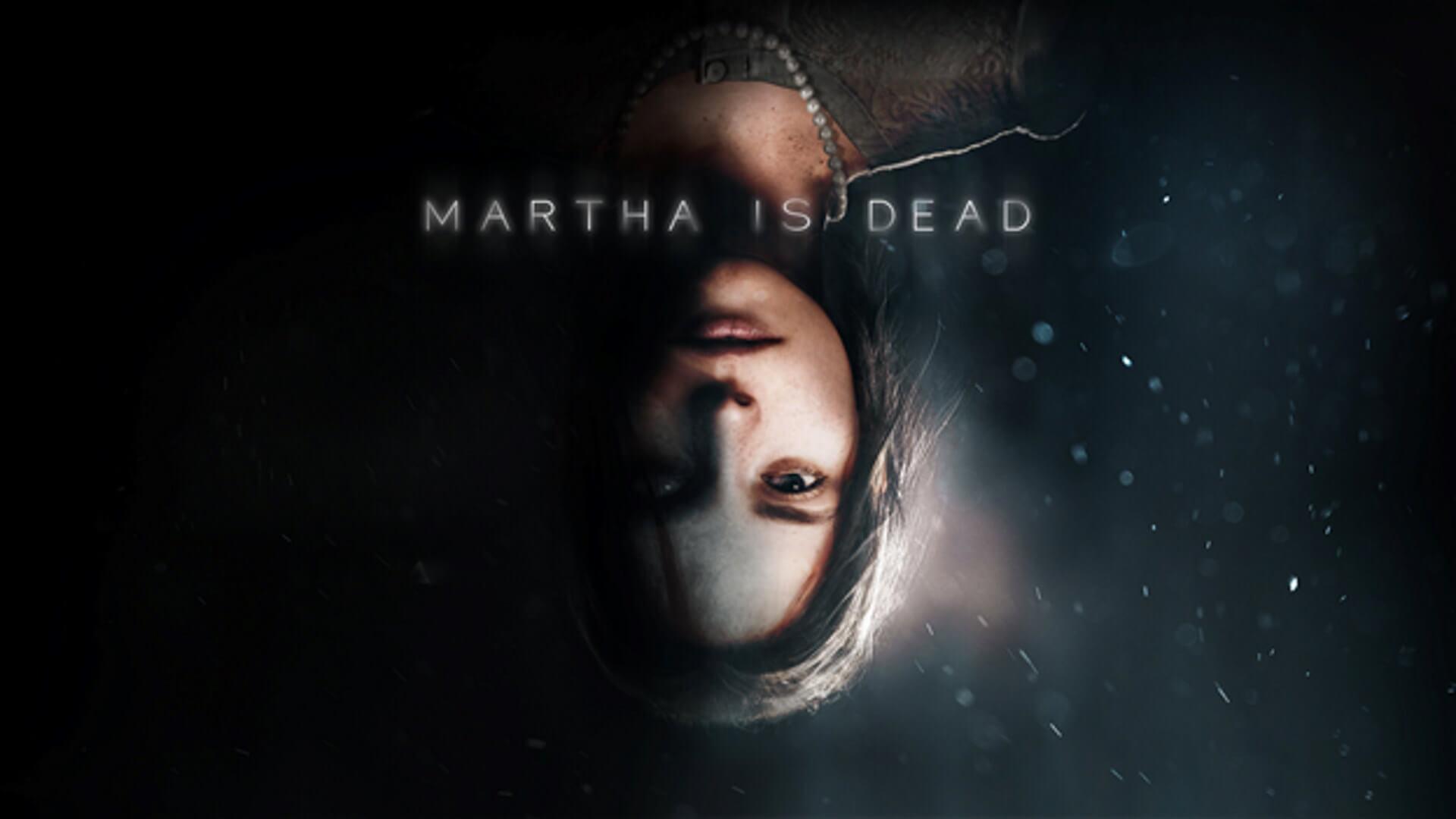 Martha Is Dead Key Art