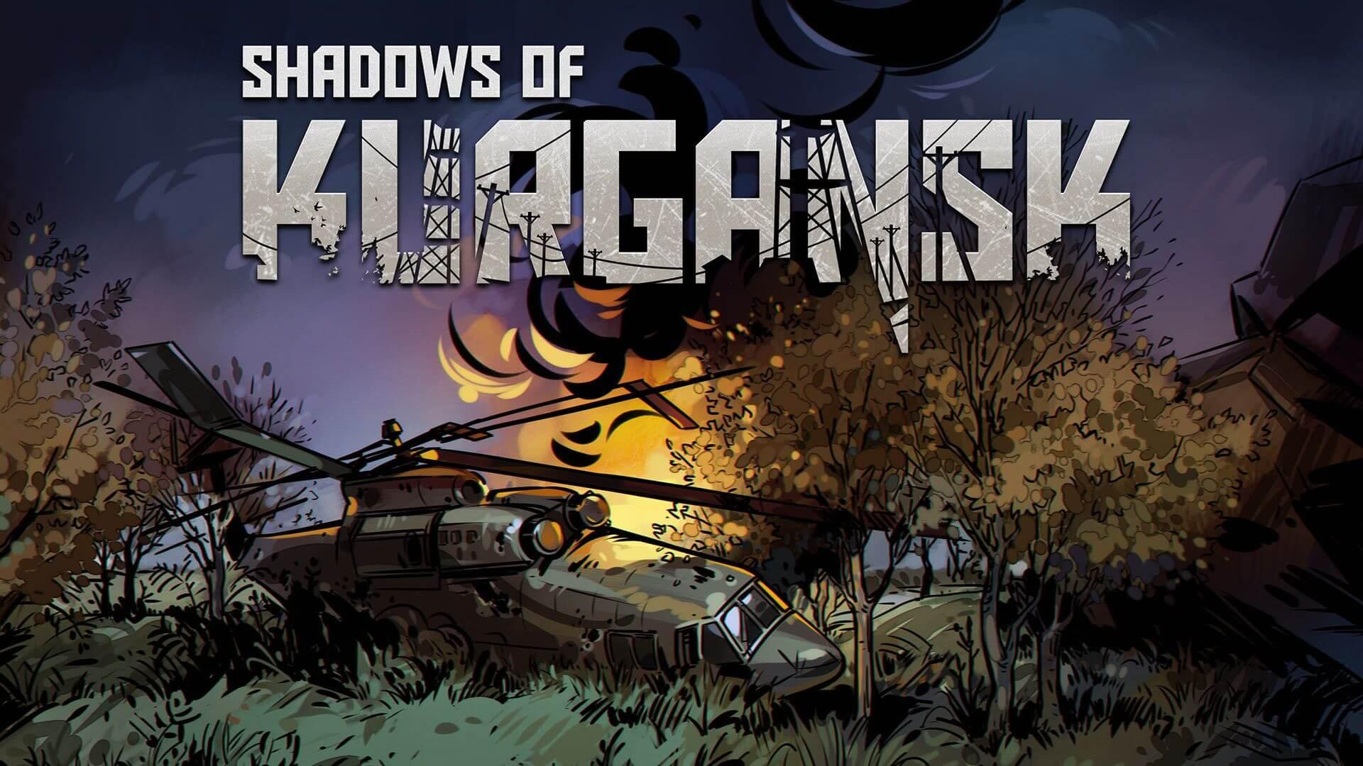 Shadows of Kurgansk key art