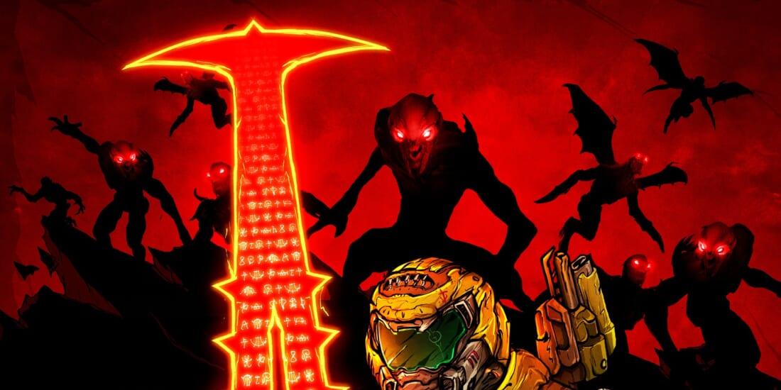 Doom Crossover Header