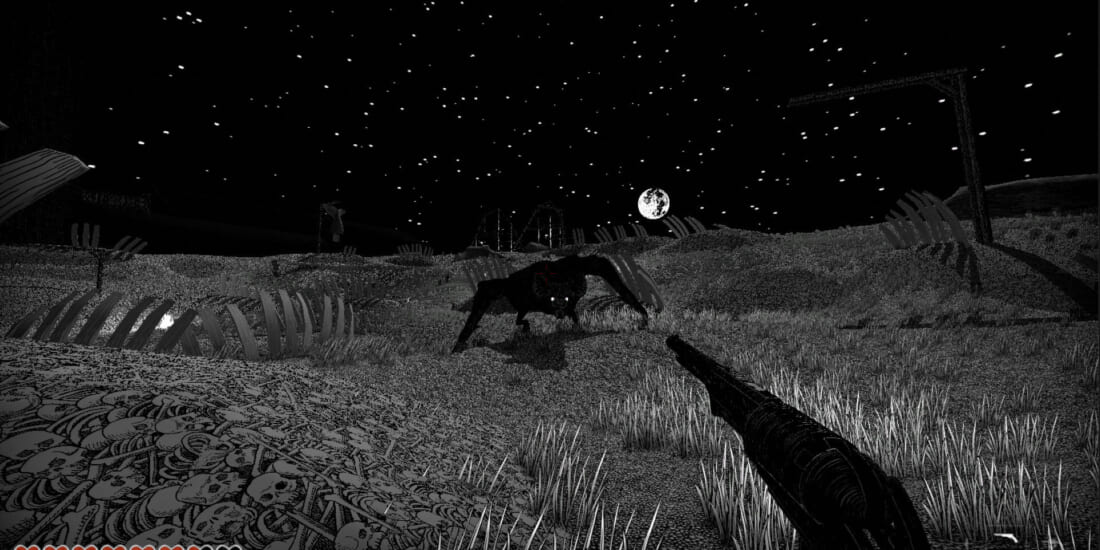 Kingdom of the Dead Creature Screenshot