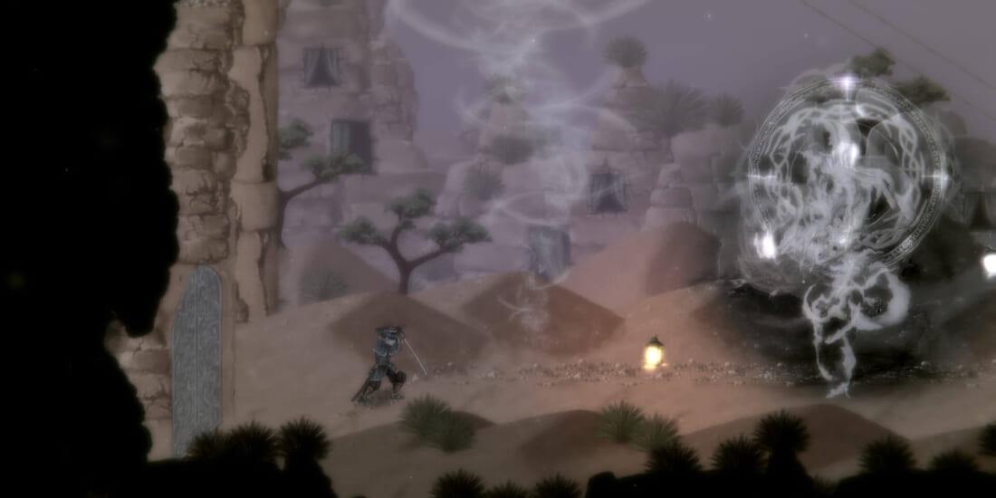 Salt and Sacrifice Launches Desert Spirit