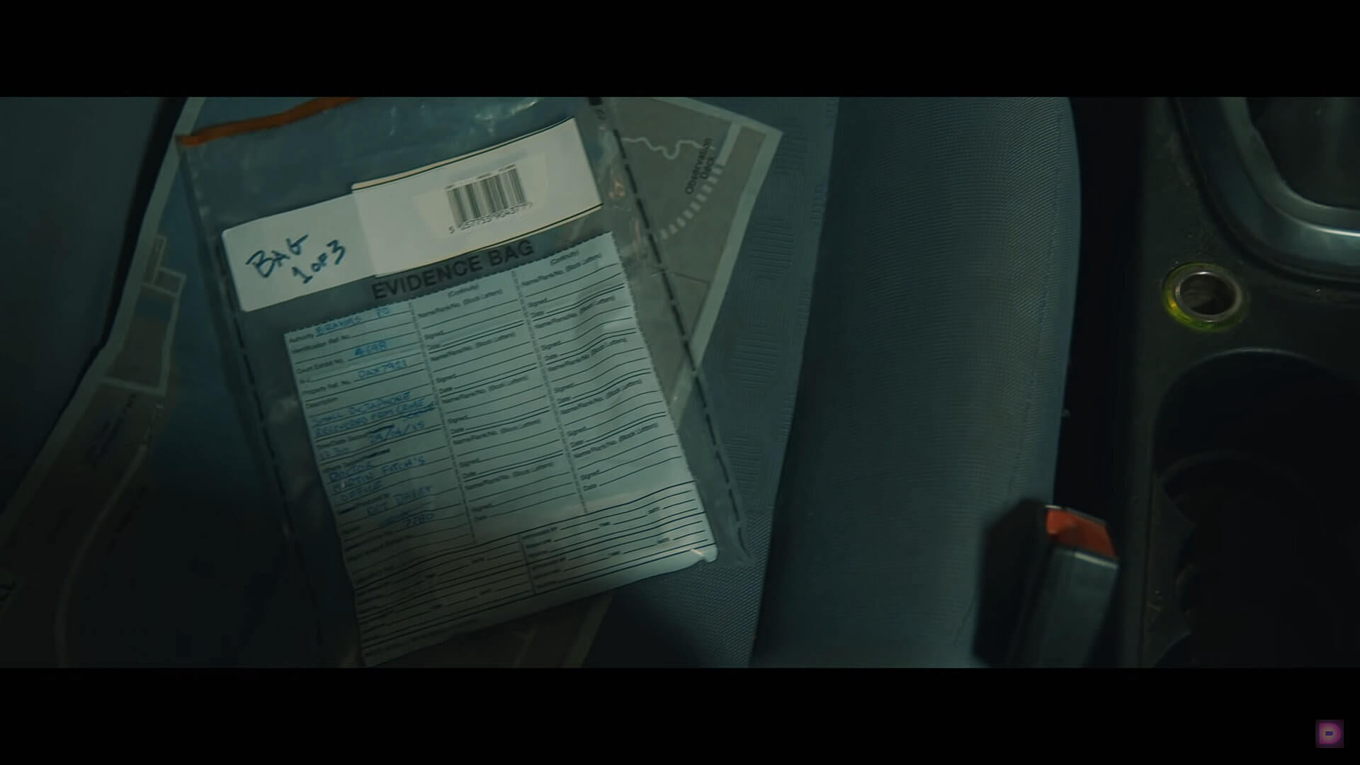 Silent Hill: Road of Guilt Evidence