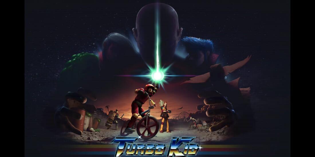 Turbo Kid Kickstarter Launches Key Art